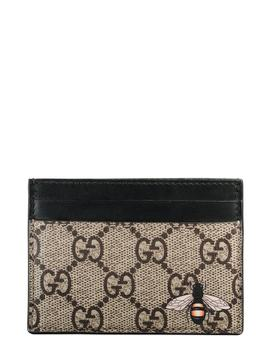 Bee Card Case by Gucci