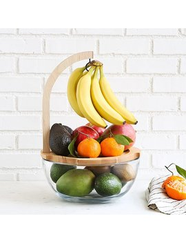 Just Ripe Fruit Bowl by Uncommon Goods