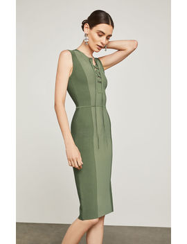 Safari Body Con Dress by Bcbgmaxazria