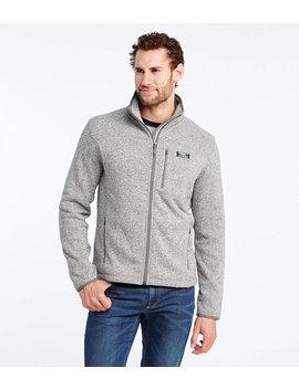 Men's L.L.Bean Sweater Fleece Full Zip Jacket by L.L.Bean