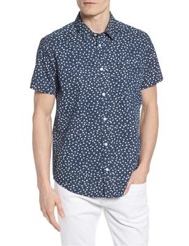 Ditsy Floral Woven Shirt by Rvca