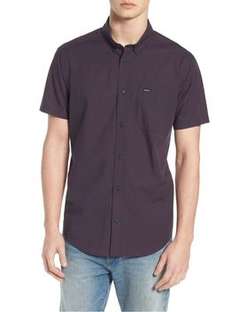 Staple Woven Shirt by Rvca