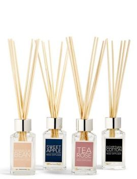 Set Of 4 Multi Fragranced Diffusers by Marks & Spencer