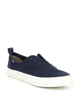Crest Creeper Cvo Slip On Sneakers by Generic