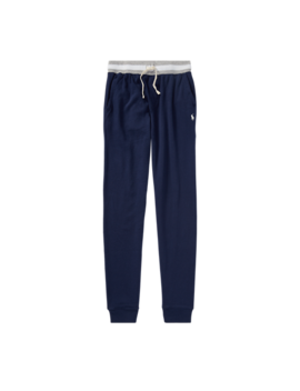 Cotton Spa Terry Pull On Pant by Ralph Lauren