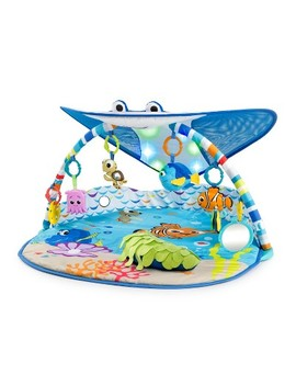 Disney Baby Finding Nemo Mr. Ray Ocean Lights Activity Gym by Disney Baby