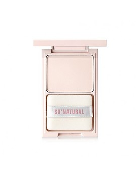 [So Natural] Makeup Holding Finishing Powder Fixer (Bright Pink) by Style Korean