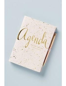 Mila 2018 2019 Planner + Pen Set by Anthropologie