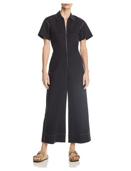 Morrison Wide Leg Jumpsuit by Elizabeth And James
