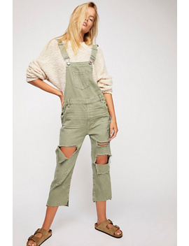 One Teaspoon Hooligan Overalls by Free People