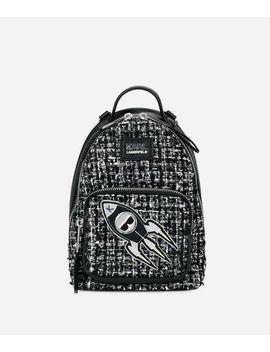 Karl Space Mini Backpack by Karl Legerfeld