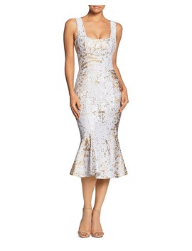 Fiona Sequined Dress by Dress The Population