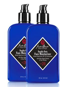 Double Duty Face Moisturizer Duo by Jack Black