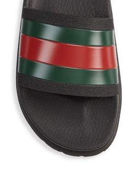 Pursuit Treck Slide Sandals by Gucci