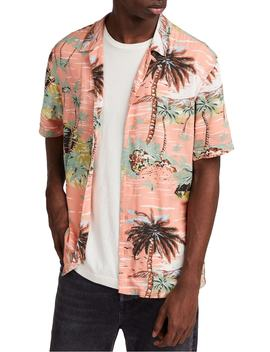 Luau Camp Shirt by Allsaints