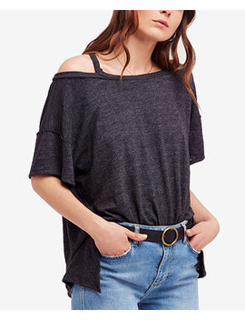 Alex Cold Shoulder T Shirt by Free People