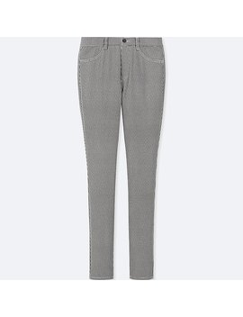 Women Printed Leggings Trousers by Uniqlo