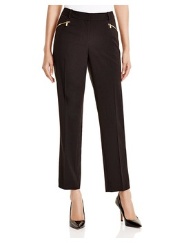 Slim Ankle Pants by Calvin Klein