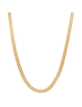 Semisolid 18 Inch Chain Necklace by Fine Jewelry