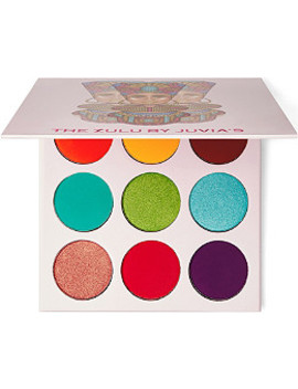 Online Only The Zulu Eyeshadow Palette by Juvia's Place