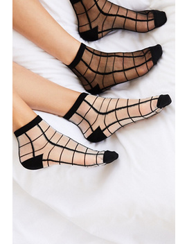 Linear Sheer Anklet by Free People