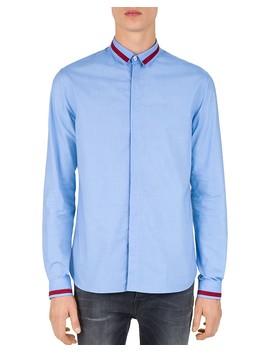 Zenith Jacquard Sport Shirt by The Kooples