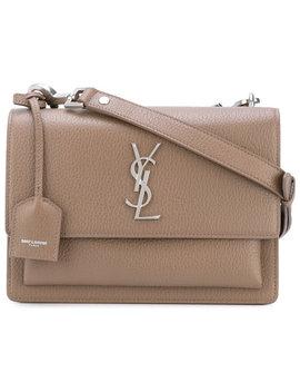 Monogram Shoulder Bag by Saint Laurent Saint Laurent Saint Laurent Saint Laurent Saint Laurent Saint Laurent Saint Laurent
