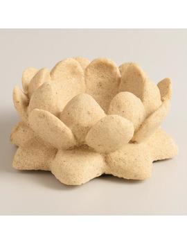 Stone Lotus Bowl by World Market