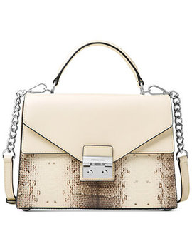 Sloan Top Handle Medium Satchel by Michael Michael Kors