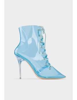 Power Play   Blue by Lola Shoetique