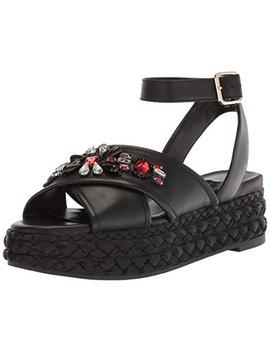 Nine West Women's Starspirit Leather Sandal by Nine+West