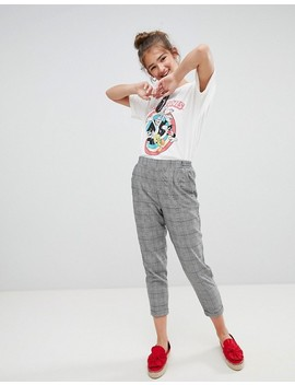 Pull&Bear Looney Tunes T Shirt In White by Pull&Bear