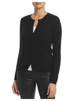 Crewneck Cashmere Cardigan   100 Percents Exclusive by C By Bloomingdale's