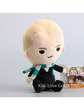 "New Harry Potter Draco Malfoy Figure Plush Toy Soft Stuffed Doll 8"" Kids Gift by Unbranded"