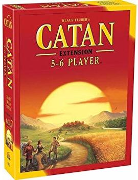 Catan: 5 6 Player Extension by Catan Studios