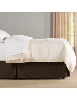 Wayfair Basics™ Wayfair Basics Bed Skirt & Reviews by Wayfair Basics™