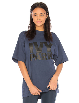 Oversized Logo Tee by Ivy Park