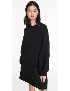Oversized Structured Knit by Cue