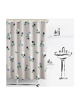 Willow Court Shower Curtain by Kate Spade New York