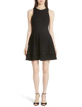 Ponte Fit & Flare Dress by Kate Spade New York