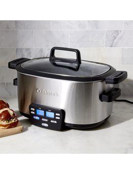 Cuisinart ® 6 Qt. 3 In 1 Multicooker by Crate&Barrel