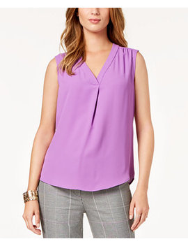 V Neck Shell by Nine West