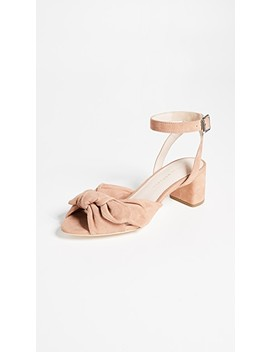 Jill Knotted Block Sandals by Loeffler Randall