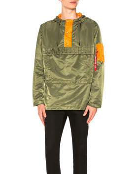 Seafarer Anorak by Alpha Industries