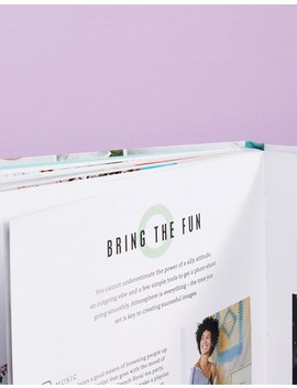 Insta Styling Photography Inspiration Book by Asos Brand