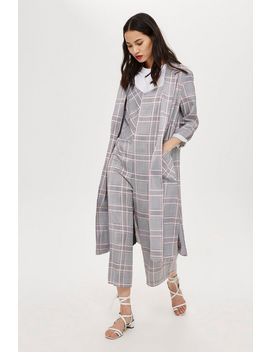 Duster Coat And Jumpsuit Set by Topshop