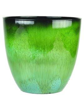 Gardener Select Flower Resin Pot Planter & Reviews by Gardener Select