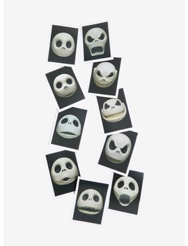 The Nightmare Before Christmas Note Card Set by Hot Topic
