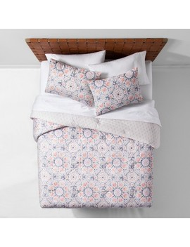 Medallion Reversible Comforter Set   Opalhouse™ by Opalhouse™