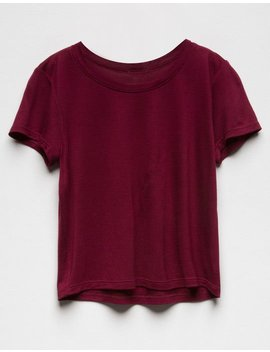Bozzolo Girls Basic Tee by Bozzolo